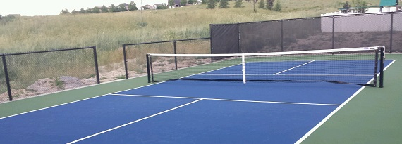 Tennis Court Repair Utah
