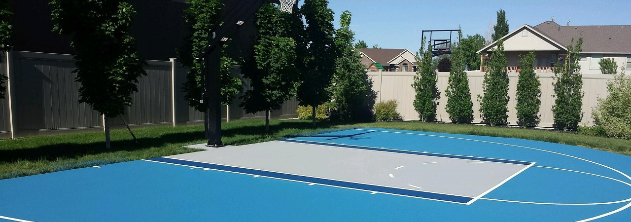 Basketball Court Contractor